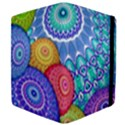 India Ornaments Mandala Balls Multicolored Apple iPad 3/4 Flip Case View4