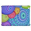 India Ornaments Mandala Balls Multicolored Apple iPad Mini Hardshell Case View1