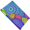 India Ornaments Mandala Balls Multicolored Apple iPad Mini Hardshell Case View5
