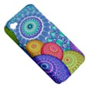 India Ornaments Mandala Balls Multicolored Apple iPhone 4/4S Hardshell Case (PC+Silicone) View5