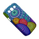 India Ornaments Mandala Balls Multicolored Samsung Galaxy S III Classic Hardshell Case (PC+Silicone) View5