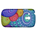 India Ornaments Mandala Balls Multicolored Samsung Galaxy S3 MINI I8190 Hardshell Case View1