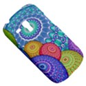India Ornaments Mandala Balls Multicolored Samsung Galaxy S3 MINI I8190 Hardshell Case View5