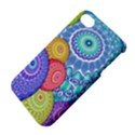 India Ornaments Mandala Balls Multicolored Apple iPhone 4/4S Hardshell Case with Stand View4