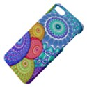 India Ornaments Mandala Balls Multicolored Apple iPhone 5 Hardshell Case with Stand View4