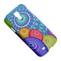 India Ornaments Mandala Balls Multicolored Samsung Galaxy S4 I9500/I9505 Hardshell Case View5