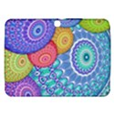 India Ornaments Mandala Balls Multicolored Samsung Galaxy Tab 3 (10.1 ) P5200 Hardshell Case  View1