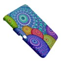India Ornaments Mandala Balls Multicolored Samsung Galaxy Tab 3 (10.1 ) P5200 Hardshell Case  View5