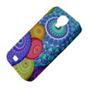 India Ornaments Mandala Balls Multicolored Samsung Galaxy S4 Classic Hardshell Case (PC+Silicone) View4