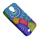 India Ornaments Mandala Balls Multicolored Samsung Galaxy S4 Classic Hardshell Case (PC+Silicone) View5