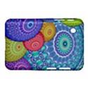 India Ornaments Mandala Balls Multicolored Samsung Galaxy Tab 2 (7 ) P3100 Hardshell Case  View1