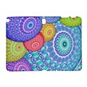 India Ornaments Mandala Balls Multicolored Samsung Galaxy Note 10.1 (P600) Hardshell Case View1