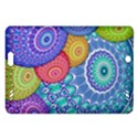 India Ornaments Mandala Balls Multicolored Amazon Kindle Fire HD (2013) Hardshell Case View1