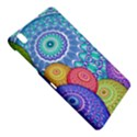 India Ornaments Mandala Balls Multicolored Samsung Galaxy Tab Pro 8.4 Hardshell Case View4