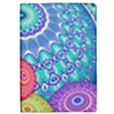 India Ornaments Mandala Balls Multicolored iPad Mini 2 Flip Cases View1