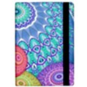 India Ornaments Mandala Balls Multicolored iPad Air Flip View2