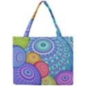 India Ornaments Mandala Balls Multicolored Mini Tote Bag View1