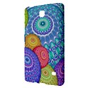 India Ornaments Mandala Balls Multicolored Samsung Galaxy Tab 4 (7 ) Hardshell Case  View2
