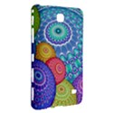 India Ornaments Mandala Balls Multicolored Samsung Galaxy Tab 4 (7 ) Hardshell Case  View3
