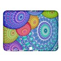 India Ornaments Mandala Balls Multicolored Samsung Galaxy Tab 4 (10.1 ) Hardshell Case  View1