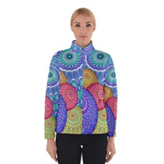 India Ornaments Mandala Balls Multicolored Winterwear
