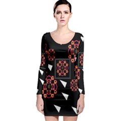 Win 20161004 23 30 49 Proyiyuikdgdgscnhggpikhhmmgbfbkkppkhouj Long Sleeve Bodycon Dress