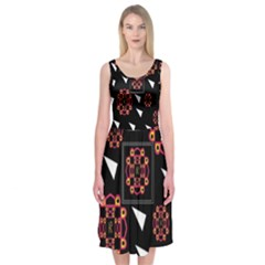 Win 20161004 23 30 49 Proyiyuikdgdgscnhggpikhhmmgbfbkkppkhouj Midi Sleeveless Dress