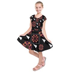 Win 20161004 23 30 49 Proyiyuikdgdgscnhggpikhhmmgbfbkkppkhouj Kids  Short Sleeve Dress