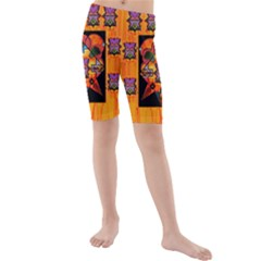 Clothing (20)6k,kk  O Kids  Mid Length Swim Shorts