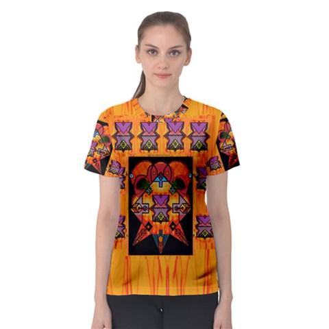 Clothing (20)6k,kk  O Women s Sport Mesh Tee