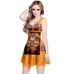 Clothing (20)6k,kk  O Reversible Sleeveless Dress