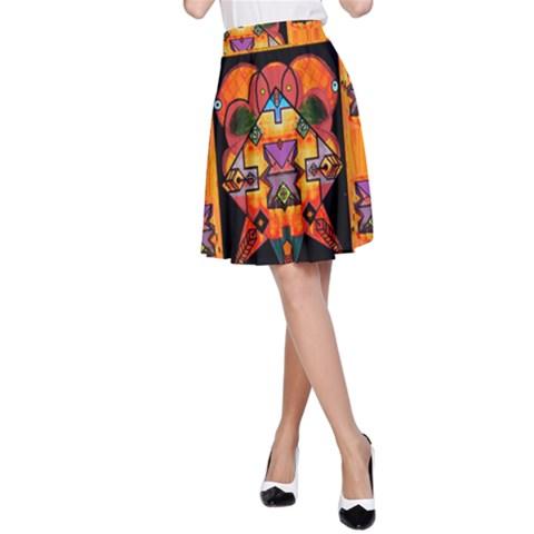 Clothing (20)6k,kk  O A-Line Skirt