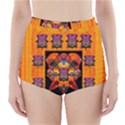 Clothing (20)6k,kk  O High-Waisted Bikini Bottoms View1