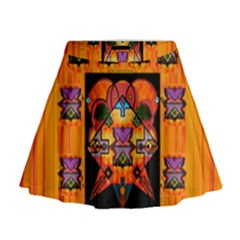 Clothing (20)6k,kk  O Mini Flare Skirt
