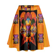 Clothing (20)6k,kk  O High Waist Skirt