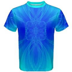 Bleu Ciel  Men s Cotton Tee