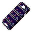 Cute Cactus Blossom HTC One S Hardshell Case  View4