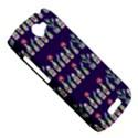 Cute Cactus Blossom HTC One S Hardshell Case  View5