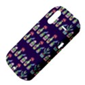 Cute Cactus Blossom HTC Amaze 4G Hardshell Case  View4