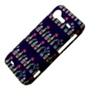 Cute Cactus Blossom HTC Incredible S Hardshell Case  View4