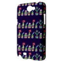 Cute Cactus Blossom Samsung Galaxy Note 2 Hardshell Case View3