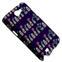 Cute Cactus Blossom Samsung Galaxy Note 2 Hardshell Case View5