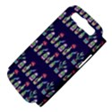 Cute Cactus Blossom Samsung Galaxy S III Hardshell Case (PC+Silicone) View4