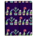 Cute Cactus Blossom Apple iPad 3/4 Flip Case View1