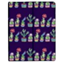 Cute Cactus Blossom Apple iPad Mini Flip Case View1