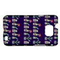 Cute Cactus Blossom Samsung Galaxy S II i9100 Hardshell Case (PC+Silicone) View1