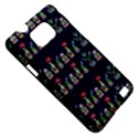 Cute Cactus Blossom Samsung Galaxy S II i9100 Hardshell Case (PC+Silicone) View5
