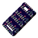 Cute Cactus Blossom HTC One SU T528W Hardshell Case View4