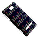 Cute Cactus Blossom HTC 8S Hardshell Case View5