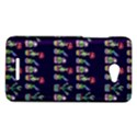 Cute Cactus Blossom HTC Butterfly X920E Hardshell Case View1